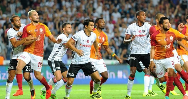 Beşiktaş ve Galatasaray 340. randevuda