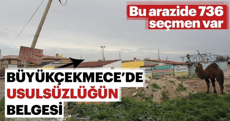 İşte yerel seçimde CHPnin  Büyükçekmecede yaptığı usulsüzlükler
