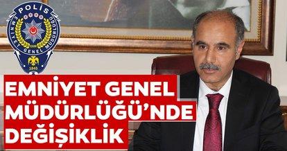 Son dakika: Emniyet Genel Müdür Mehmet Aktaş oldu