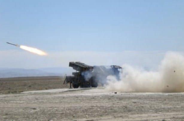 TSK'nın 'sniper roket'i 25 km'den vuracak!