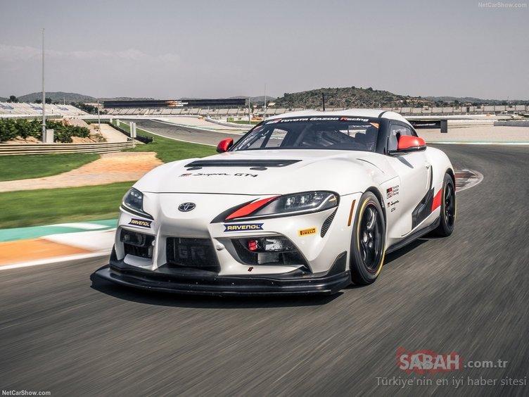 Toyota Supra GT4 tanıtıldı! 2020 Toyota Supra GT4 hakkında her şey