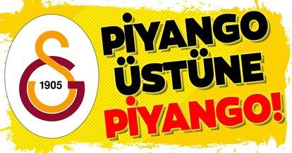 Galatasaray'a piyango üstüne piyango!