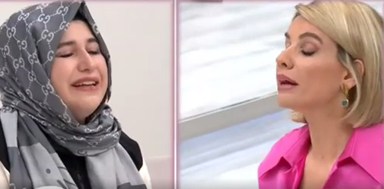 Esra Erol'da Mevla Salih'i affedince Nilüfer deliye döndü!