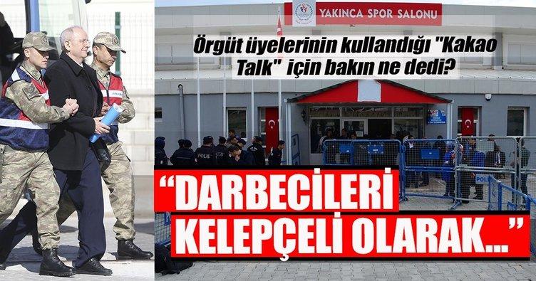 Malatya'daki darbe girişimi davasında, dönemin 2. Ordu Komutanı savunma yaptı