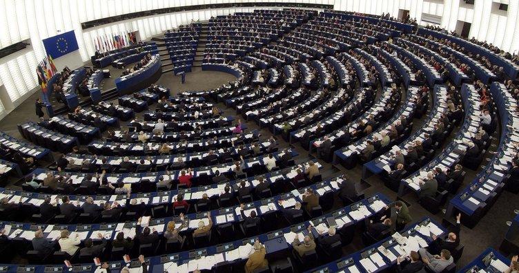 Avrupa Parlamentosu, İsrail'i 20 gün sonra kınadı