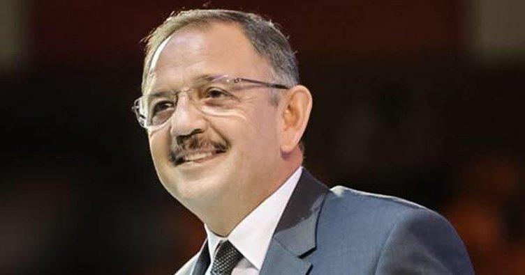 Mehmet Özhaseki: Kılıçdaroğlu asgari ücret üzerinden algı furyasına soyunmuş