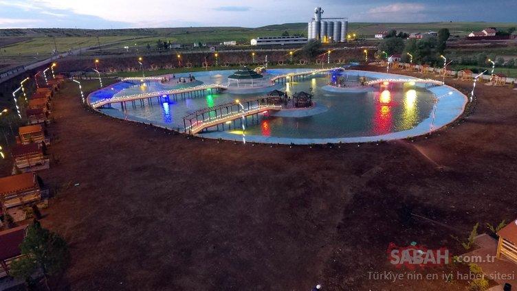 Türkiye'nin ilk 'Millet Bahçesi' Sivas'a açılıyor