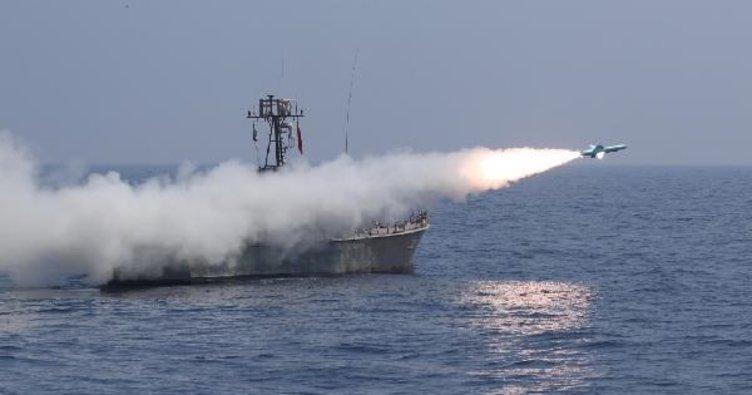 İran'dan Hint Okyanusu'nda gövde gösterisi