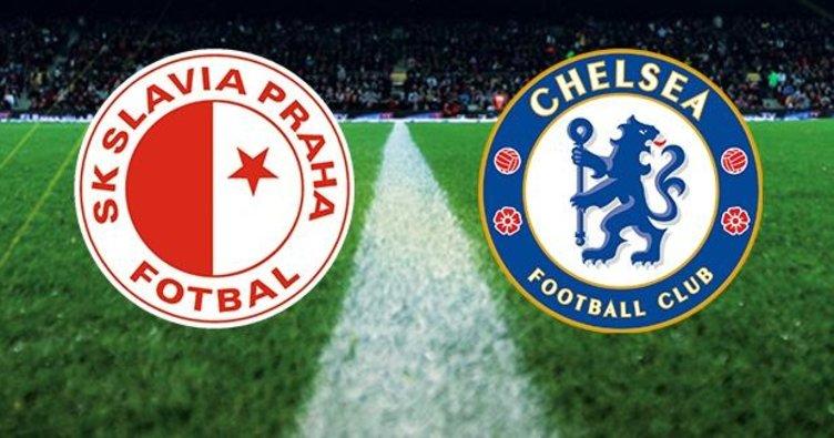 Slavia Prag Chelsea maçı saat kaçta hangi kanalda? Slavia Prag Chelsea canlı izle!