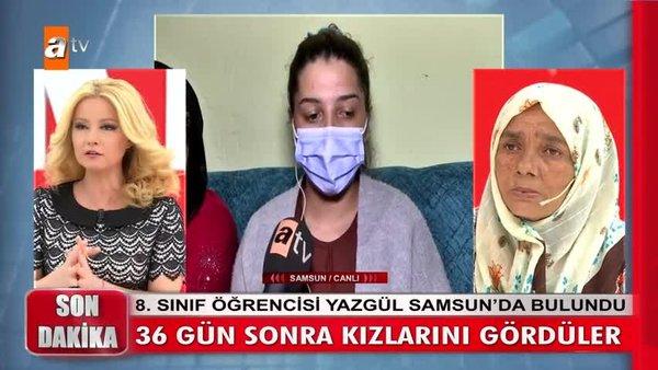 Müge Anlı'da evden kaçan 15 yaşındaki kızdan babası ile ilgili şok açıklamalar!
