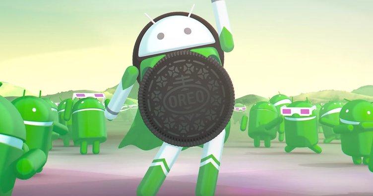 Samsung telefonların Oreo güncelleme tarihleri