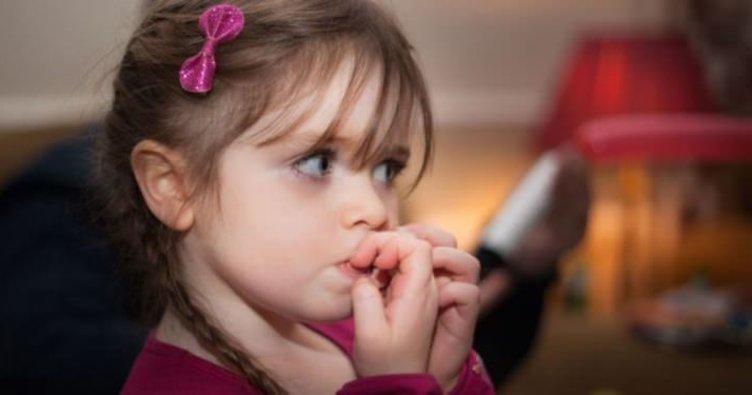 Çocukların tırnak yeme alışkanlığı nasıl bırakılır?