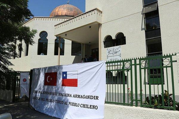 TİKA, Şili'de As-Salam Camisi'ni restore etti
