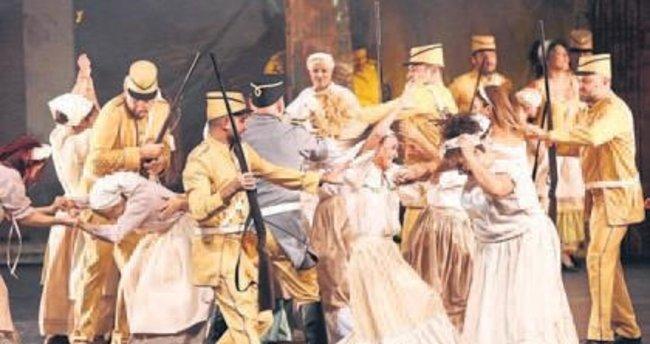 Carmen operası son kez sahnede