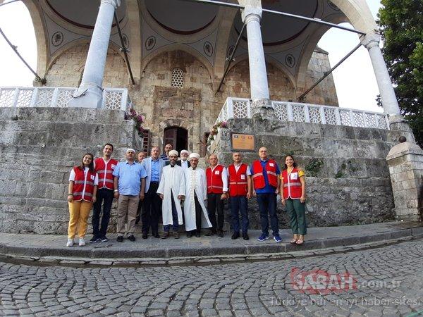 Türk Kızılayı Kosova'da ihtiyaç sahiplerine kurban eti dağıttı