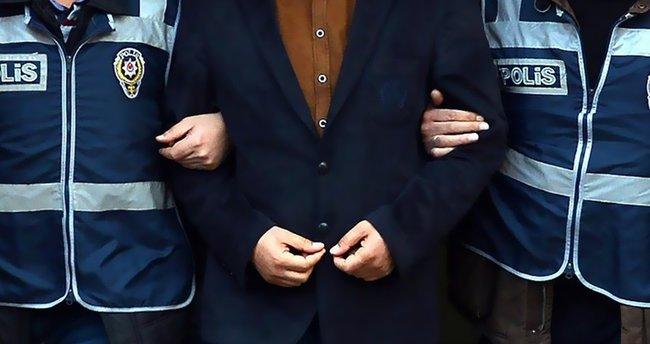 Isparta'da FETÖ tutuklaması