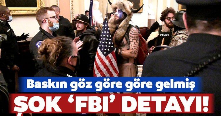 Son dakika: ABD'de şok iddia! FBI, 'Savaş hazırlığı' uyarısında bulunmuş