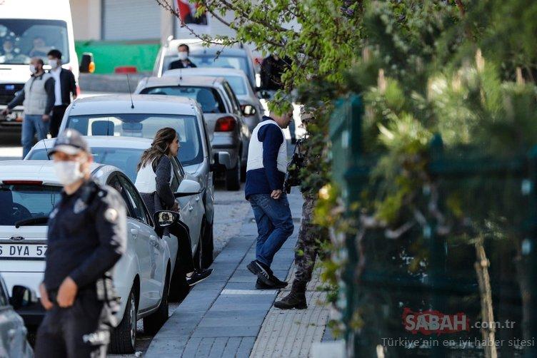 Son dakika... Ankara'da sıcak saatler yaşandı: 2 çocuğunu rehin aldı