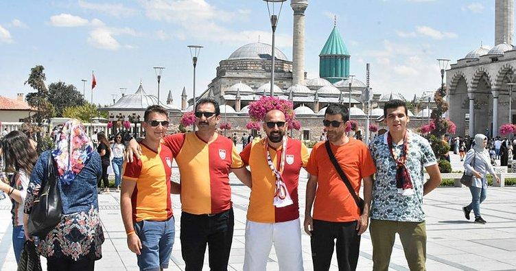 Konya'da 'Süper Kupa' yoğunluğu