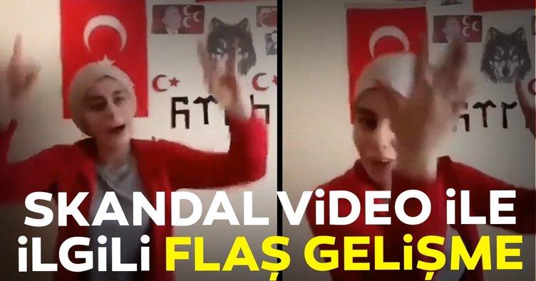 Son dakika: Skandal videoya suç duyurusu