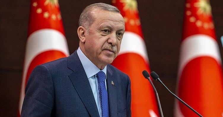 Son dakika: Başkan Erdoğan'dan Papa'ya Filistin çağrısı