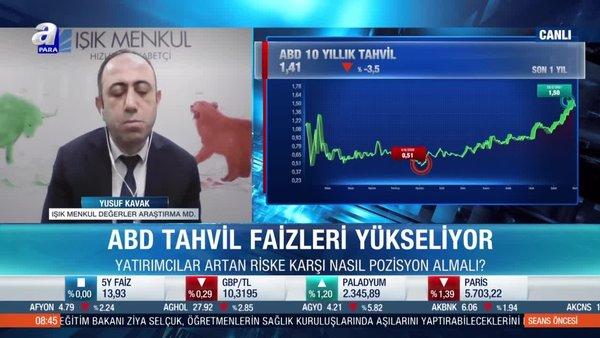 Yusuf Kavak: Borsalar sene sonuna kadar yeni rekorlar kırabilir