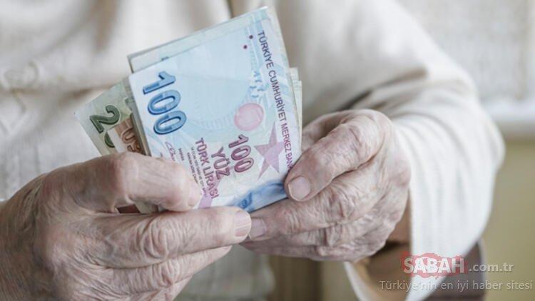 Son Dakika Haberi: Emekli maaşlarına Ocak ayında yapılacak zam miktarı! En düşük emekli maaş zammı ne kadar olacak?