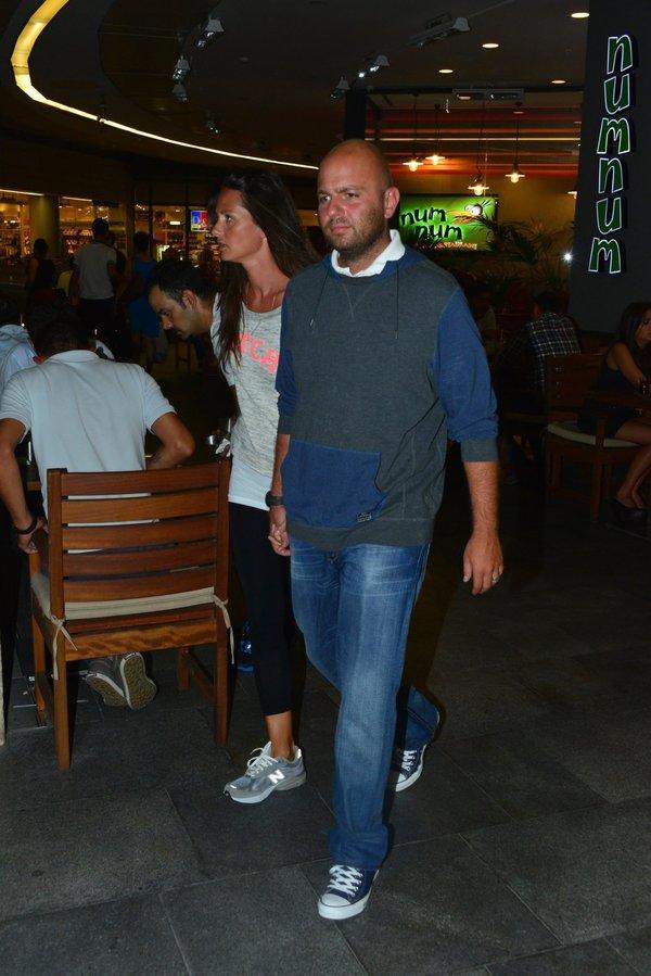 İzzet-Yasemin Özilhan çiftine nazar değdi!