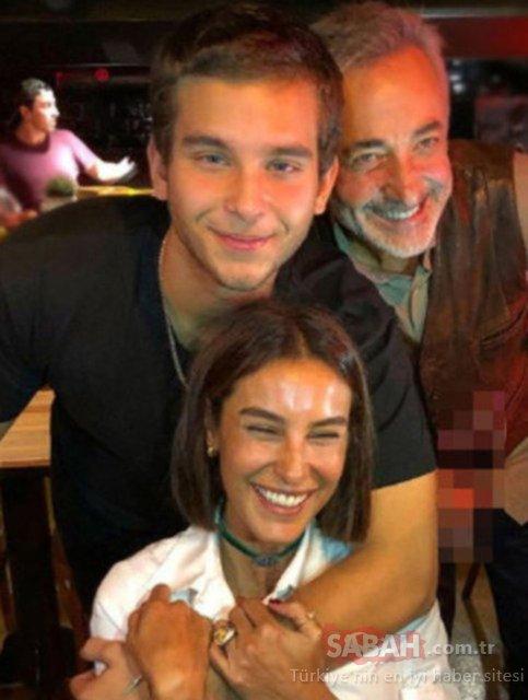 Arzum Onan'ın eşi Mehmet Aslantuğ ve oğlu Can Aslantuğ ile yaptığı sosyal medya paylaşımı ilgi odağı oldu!