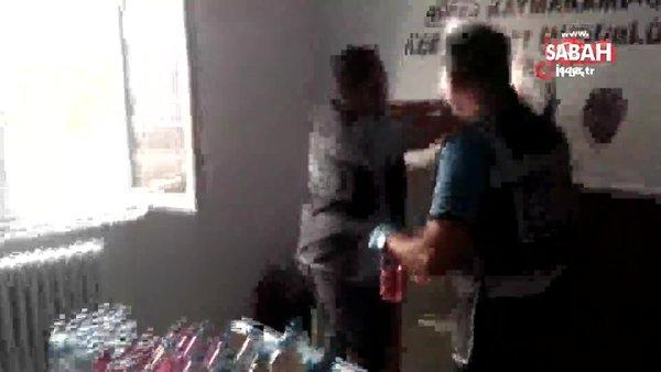 Koronavirüse karşı ilaç üretip sattığı ileri sürülen şüpheli yakalandı   Video
