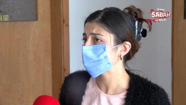 Nevşehir'de kocasının kapısına bomba düzeneği kurduğu Hacer'e ev sahibinden şok   Video