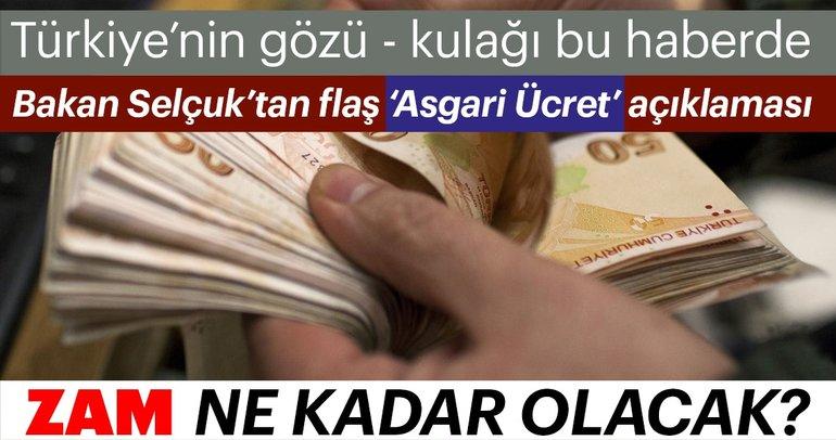 Asgari ücret zam görüşmelerinde son dakika! 2019 Asgari ücret zammı ne kadar, kaç TL olacak?