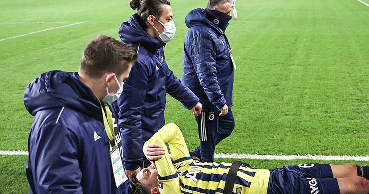 Son dakika: Mesut Özil'in MR sonucu belli oldu!