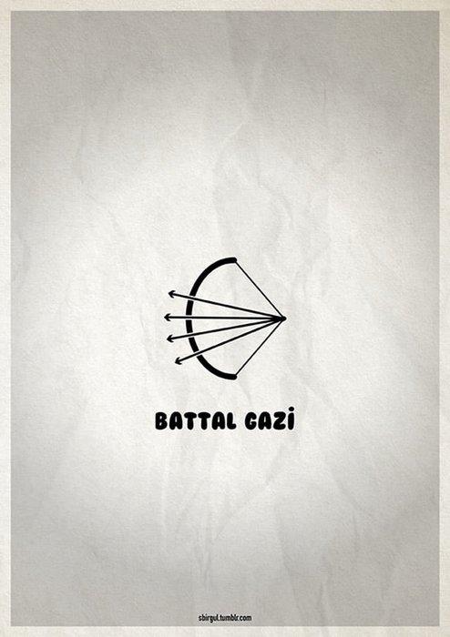 Minimal Türk Sineması afişleri