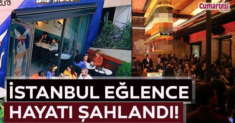İstanbul eğlence hayatı şahlandı