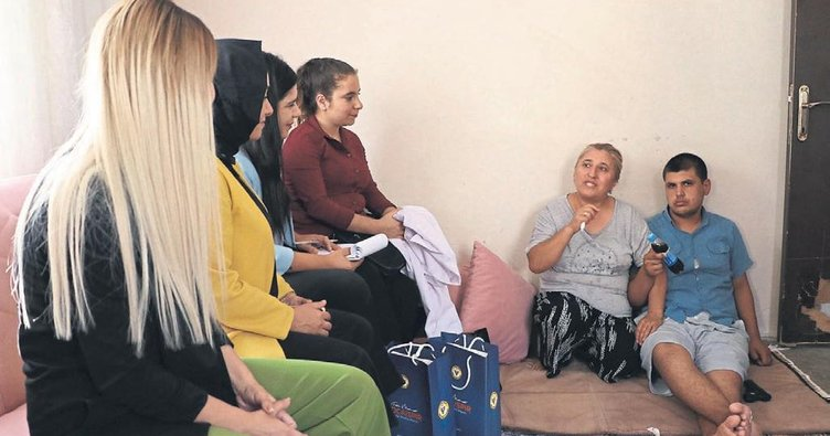 Engelli ve yaşlılara psikolojik destek