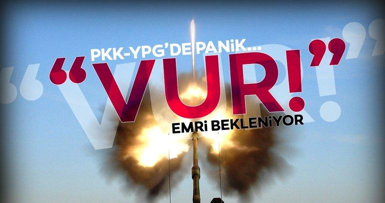 Terör örgütü PKK'da panik! Vur emri bekleniyor