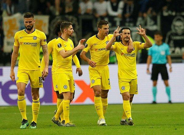 UEFA Avrupa Ligi'nde gecenin maçları!