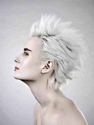 Saçlarımız niçin beyazlar?