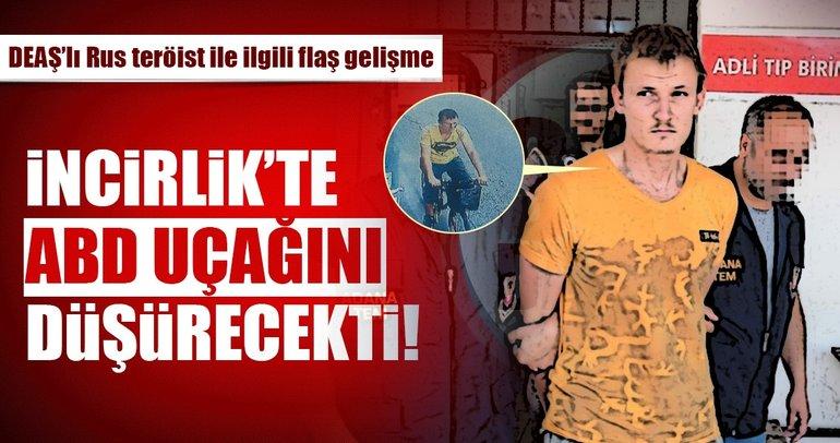 Son dakika haberi: DEAŞ militanı Rus uyruklu Renad Bakıev yakalandı!