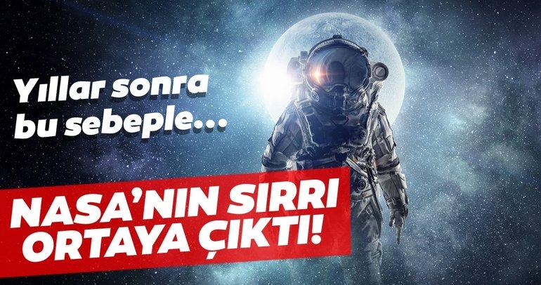 NASA'nın Ay'da sakladığı sır ortaya çıktı! Yıllar sonra Ay'a astronot gönderilmesinin sebebi olabilir mi?