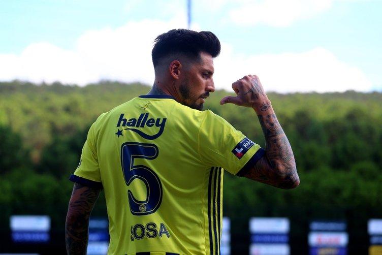Fenerbahçe'de flaş Jose Sosa gelişmesi!