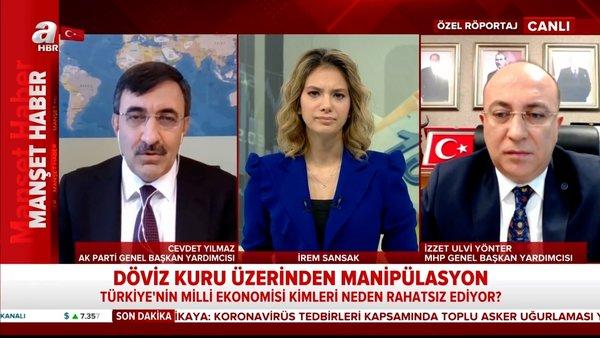 Ekonomi yönetimi neden hedefte? Türkiye Akdeniz'de ve Orta Doğu'da kimlerin oyunlarını bozdu?   Video