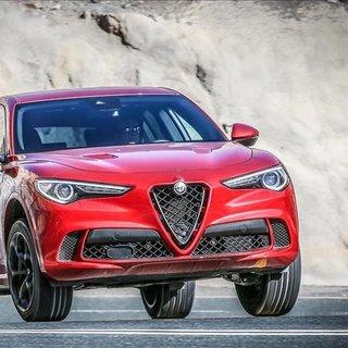 Alfa Romeo Stelvio Türkiye'de