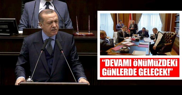 Son dakika: Cumhurbaşkanı Erdoğan, Trump ile görüşmemizin devamı önümüzdeki günlerde...