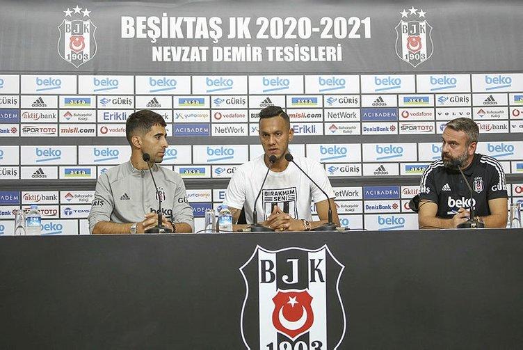 Josef de Souza'dan transfer itirafı! En iyi teklif...