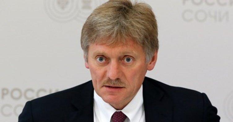 Kremlin'den ABD açıklaması!