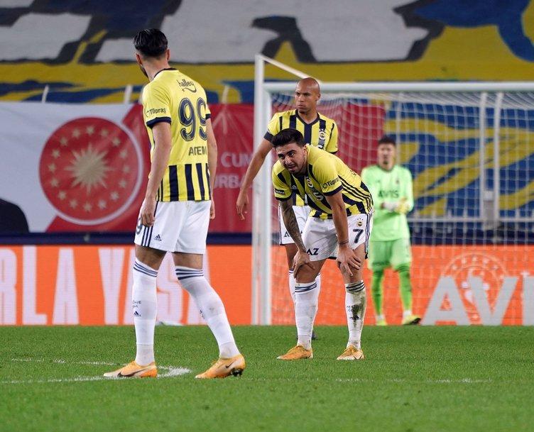 Fenerbahçe'ye devre arasında 2 dünya yıldızı birden!
