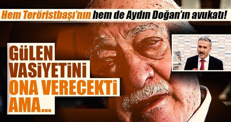 Son dakika: Teröristbaşı Gülen vasiyetini ona verecekti!