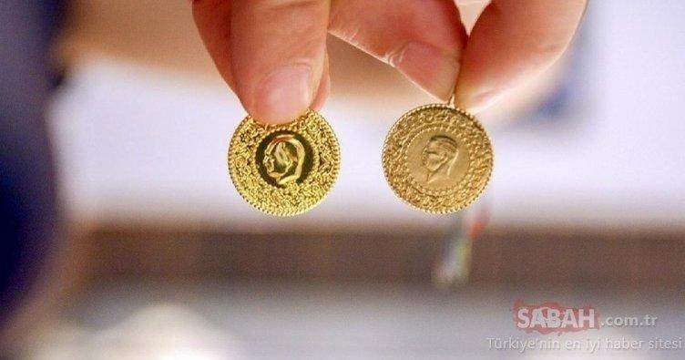 Son dakika altın fiyatları gelişmeleri - Bugün 22 ayar bilezik, Cumhuriyet, tam, yarım, çeyrek ve gram altın fiyatları ne kadar, kaç TL?